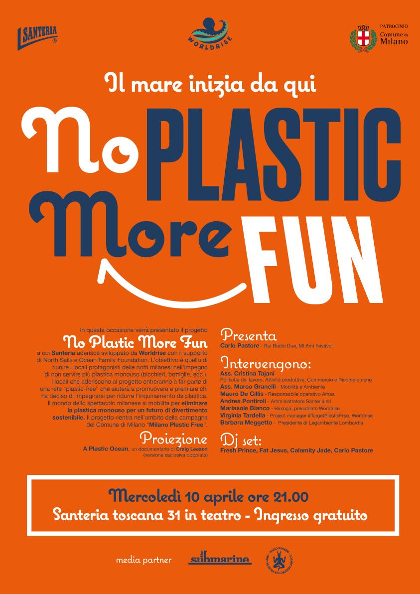 Milano accetta la sfida: diventare la prima città al mondo dalla nightlife plastic-free