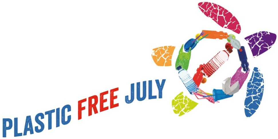 Oggi inizia il Plastic Free July