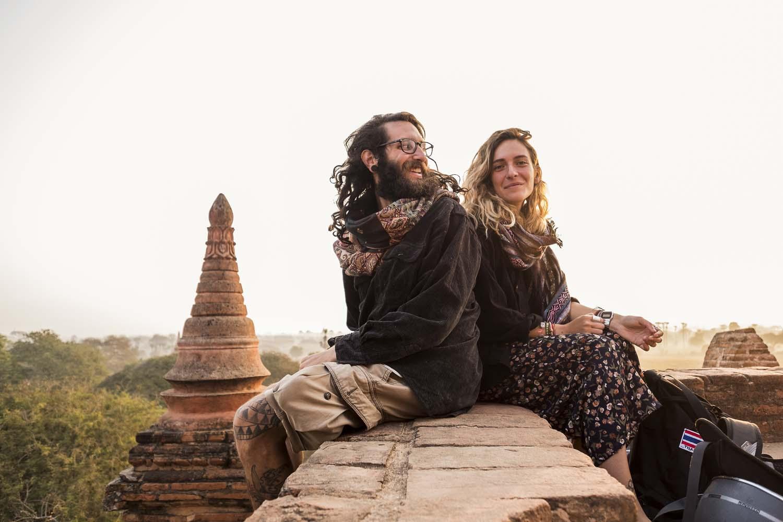 Nutshell Travelblog, la storia di Anna e Matteo
