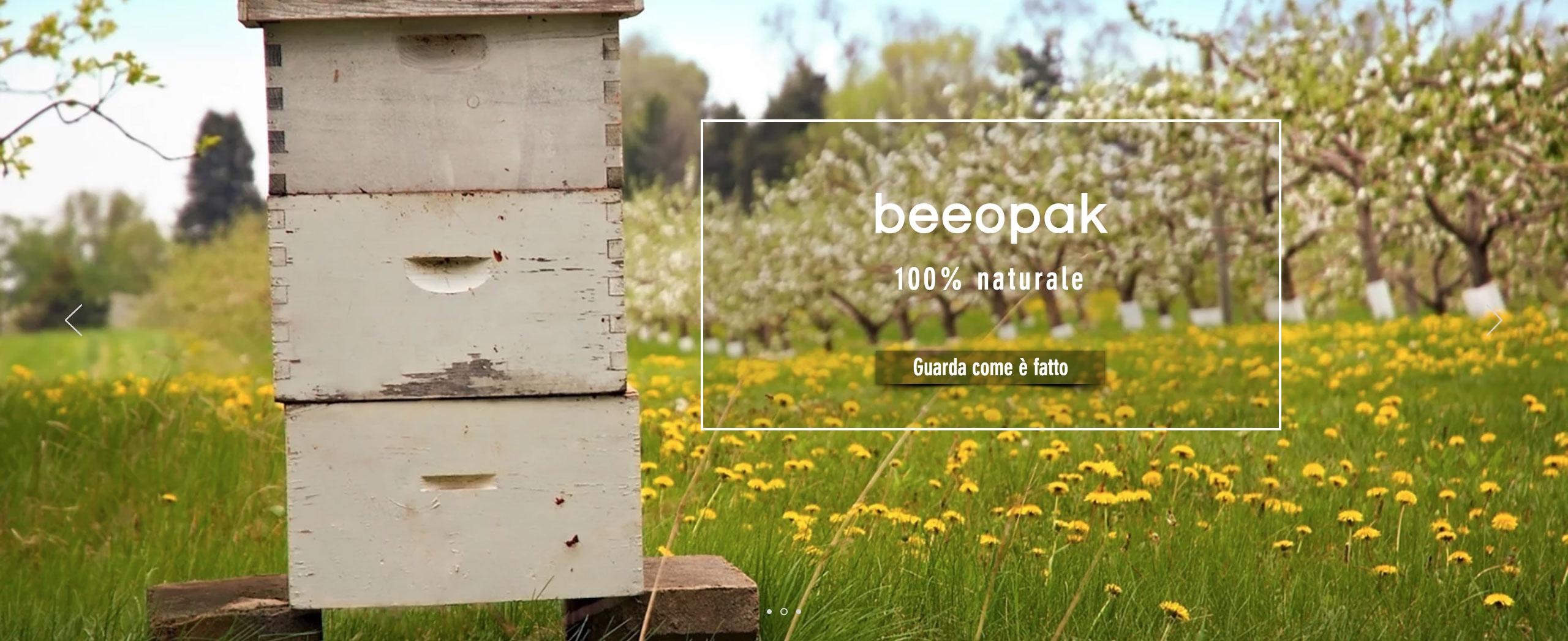 Beeopak, sostenibilità a 360 gradi.