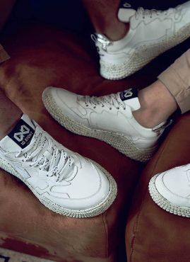ID.EIGHT : scarpe ricavate dagli scarti della frutta, ecologiche e cruelty free
