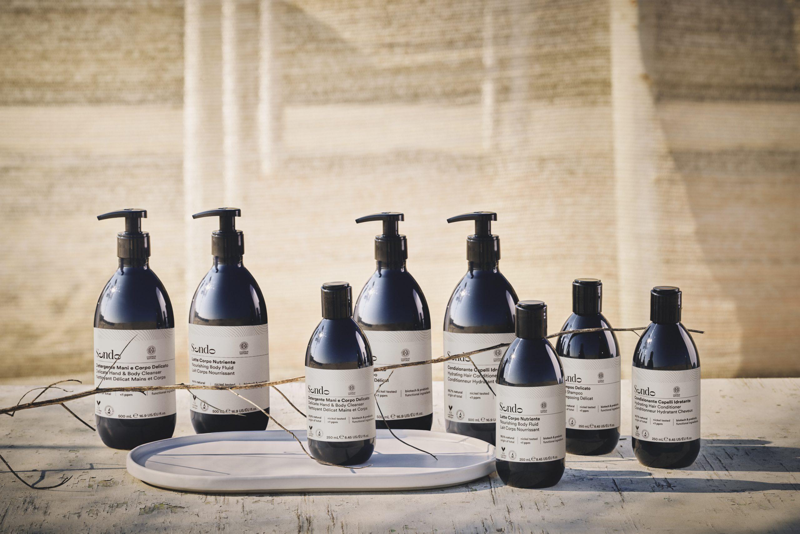 Sendo Concept: hair care 100% sostenibile, vegan e cruelty free
