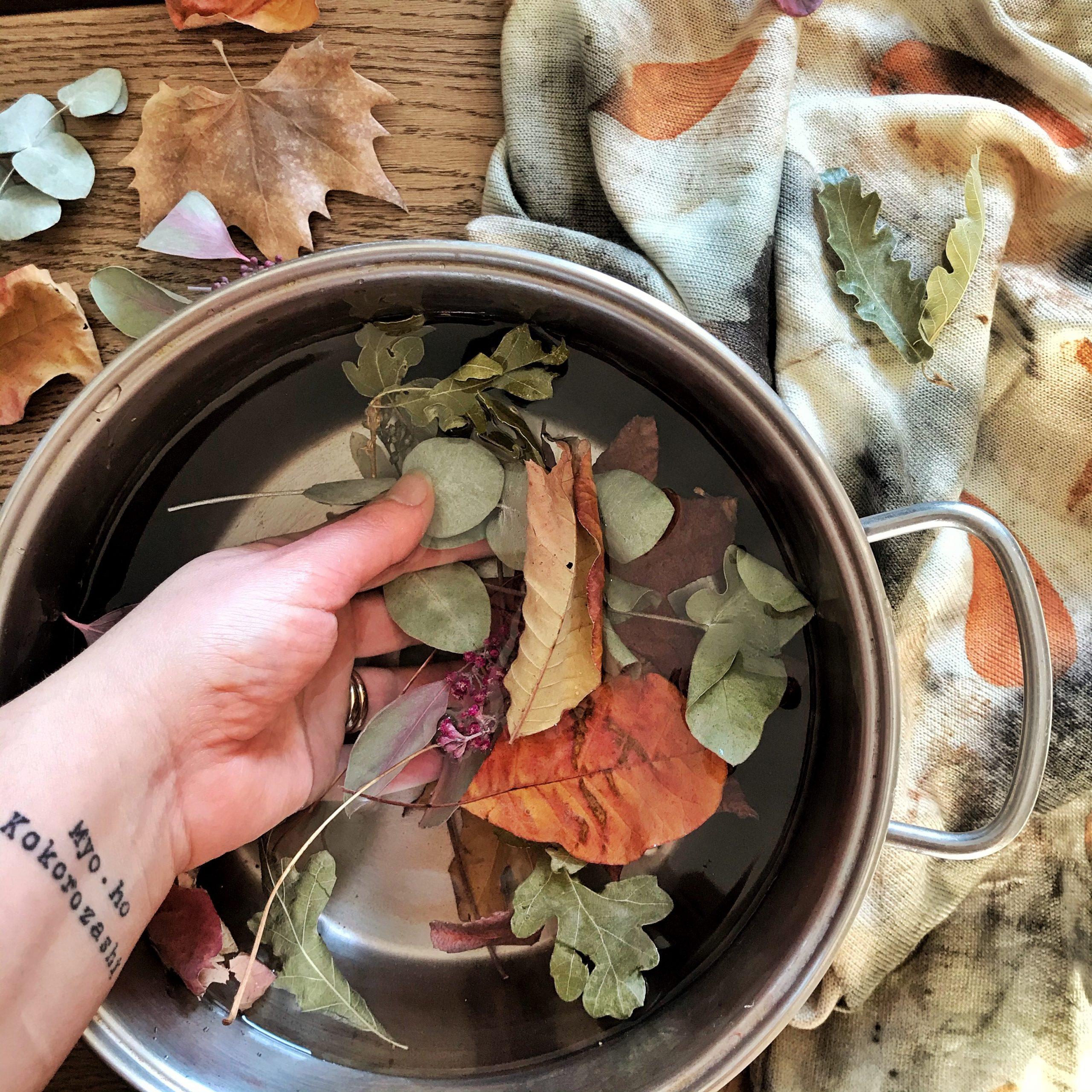 Il sartino naturale: artigianato naturale e senza sprechi